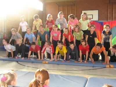 Zirkus im Jugendhaus
