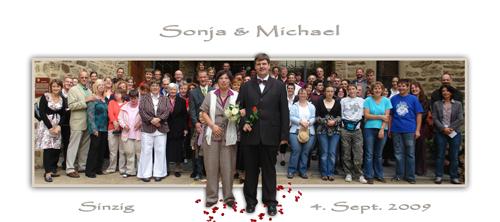 Sonja und Michael