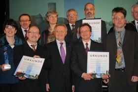 Gruppenbild Preisträger