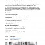 2018-08-01 Stellenausschreibung NTRA Ergotherapie