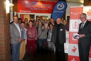 Spendenübergabe Kreissparkasse Lebenshilfe AW_Kinofilm
