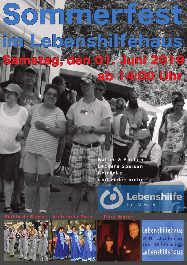 Sommerfest Lebenshilfehaus 2019-1