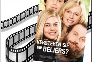 Plakat Kinofilm 'Verstehen Sie die Béliers'